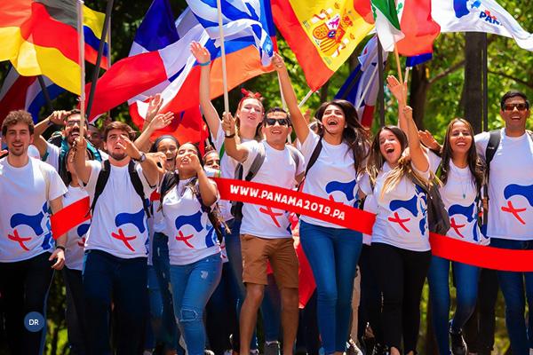 Emoção na receção ao Papa e um pedido de pronunciamento sobre a Venezuela