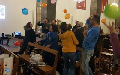 """Retiro Shalom Diocesano """"acompanha palavras e os desafios"""" do Papa na Jornada Mundial da Juventude"""