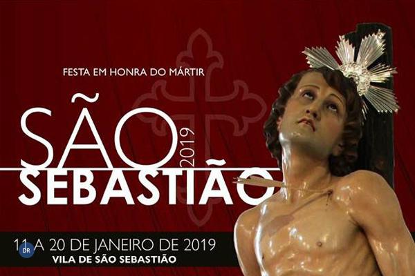 Vila de São Sebastião celebra festa em honra do seu mártir