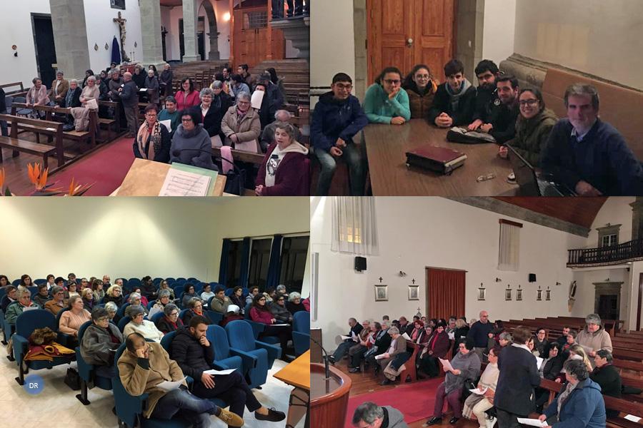 Mais de uma centena de florentinos participou nas II Jornadas de Liturgia