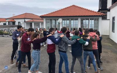 Pastoral Juvenil do Faial celebra Dia Mundial da Juventude com Jovens de vários movimentos