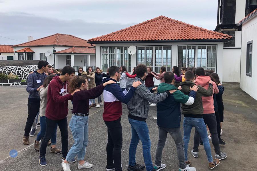 Pastoral Juvenil do Faial reúne Jovens da ilha