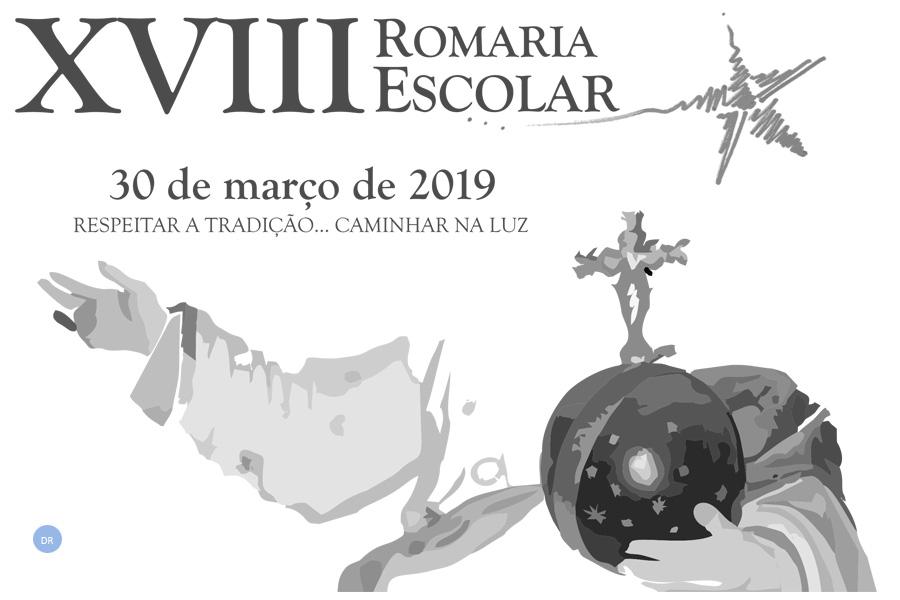 XVIII Romaria Escolar faz-se à estrada a 30 de março