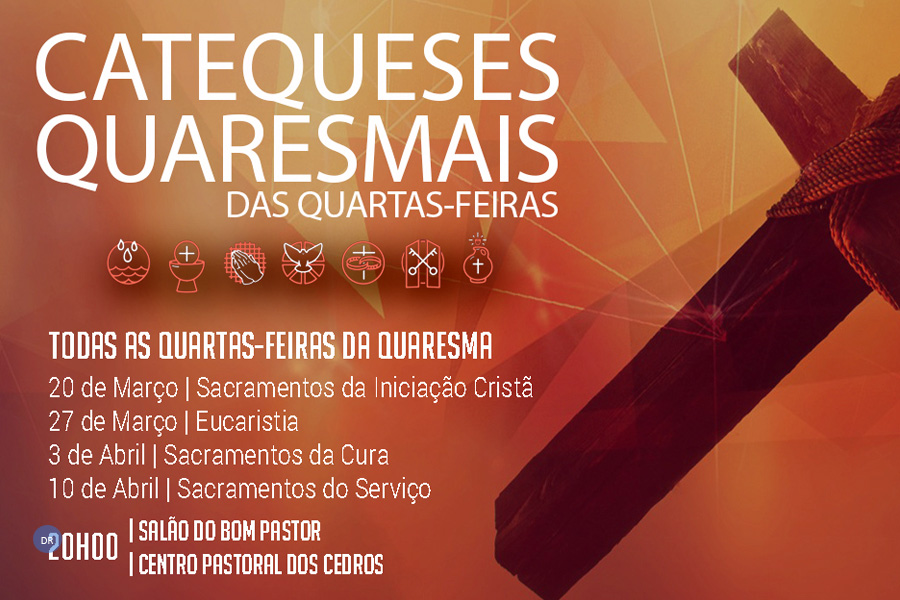 Ouvidoria da Horta promove catequeses quaresmais