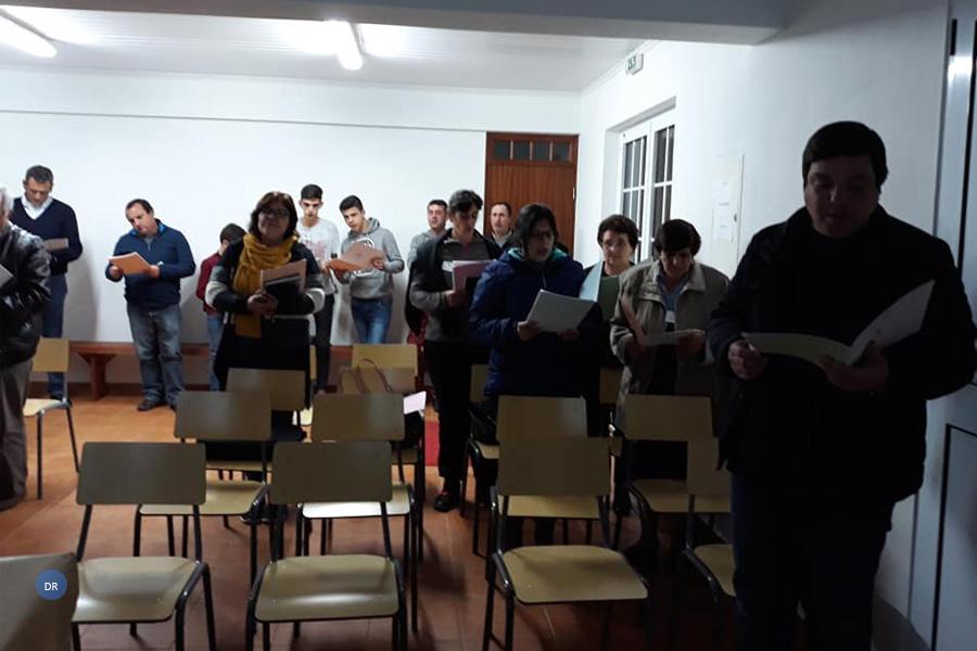 Graciosa prossegue formação no âmbito da Escola de Formação Cristã de ouvidoria