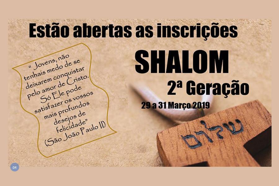 Retiro Shalom na ilha Terceira