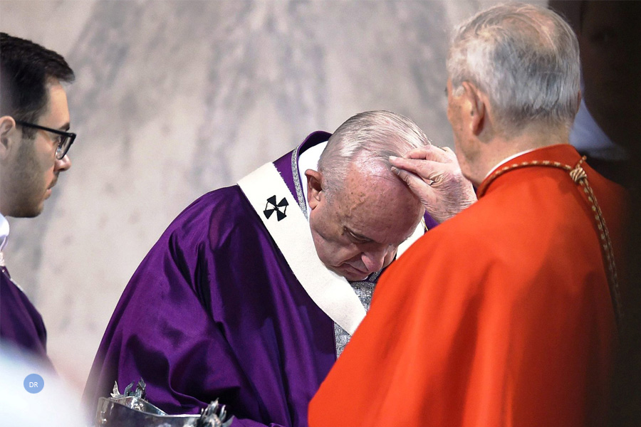 40 dias para uma viagem «de regresso ao essencial» libertos de «pesos embaraçantes» – Papa Francisco