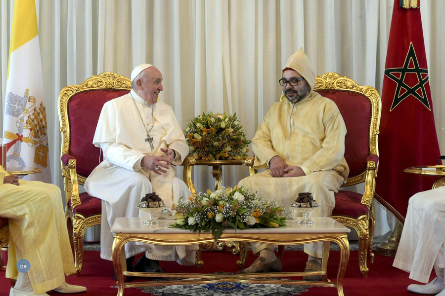 Papa Francisco e rei Mohammed VI assinam apelo conjunto sobre estatuto de Jerusalém