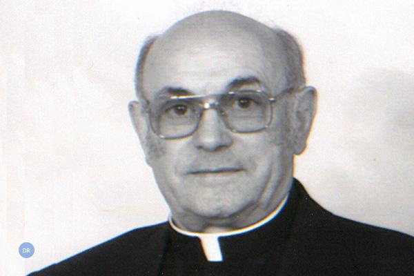 Faleceu o Pe. Manuel Garcia da Rosa