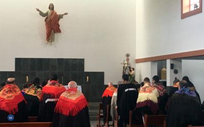 Romeiros da Terceira sairam esta madrugada para a XIII Romaria Quaresmal