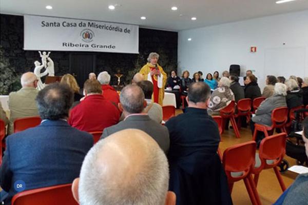 Santa Casa da Misericórdia da Ribeira Grande assinala 456 anos