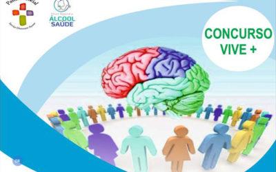 """Concurso """"Vive +"""" desafia jovens a terem ideias criativas na luta contra o consumo de álcool"""