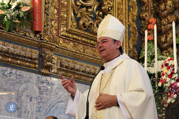 Bispo de Angra apresenta santuário como lugar onde se experimenta Cristo ressuscitado e se renovam forças para a missão