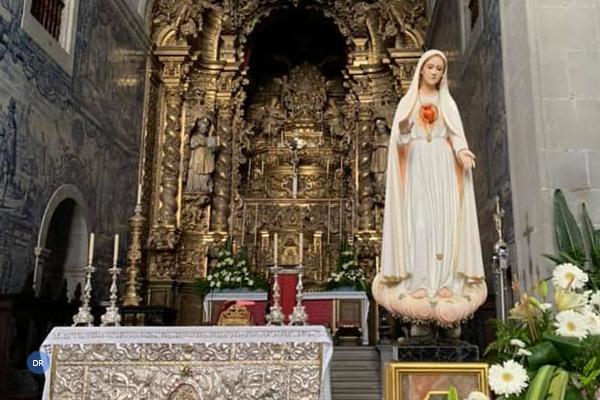 Horta preparação para celebrar primeira aparição de Nossa Senhora em Fátima