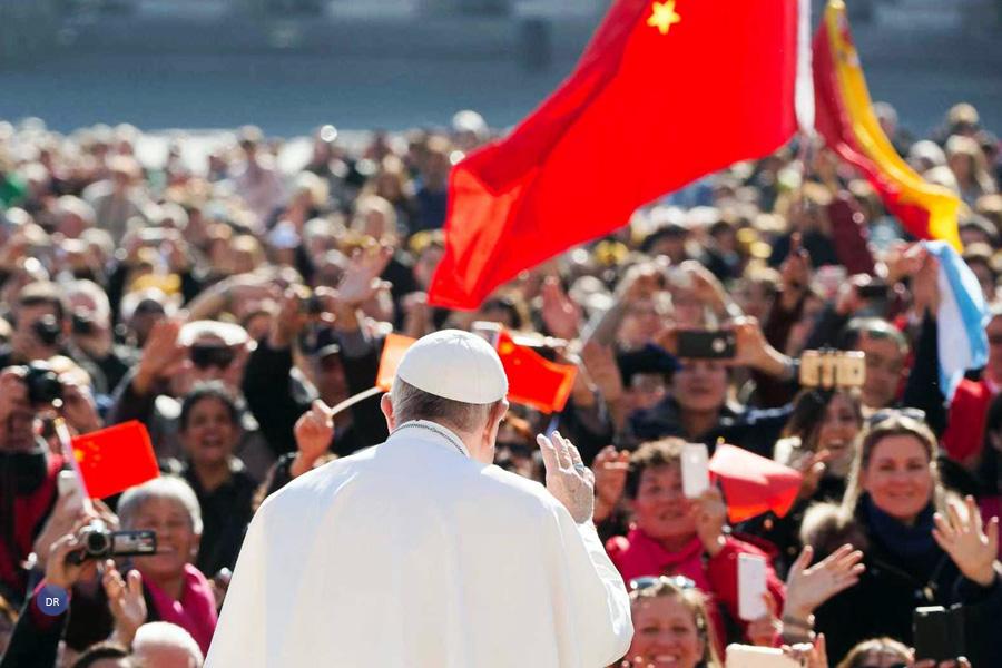 Papa envia mensagem aos católicos da China