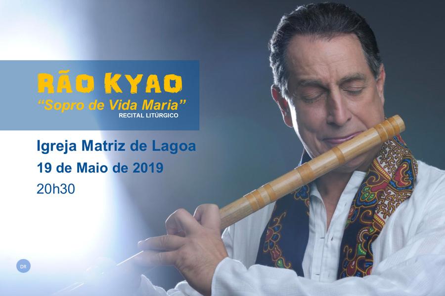 Concerto de Rão Kyao celebra 2º aniversário da Coleção Visitável da Matriz de Santa Cruz da Lagoa