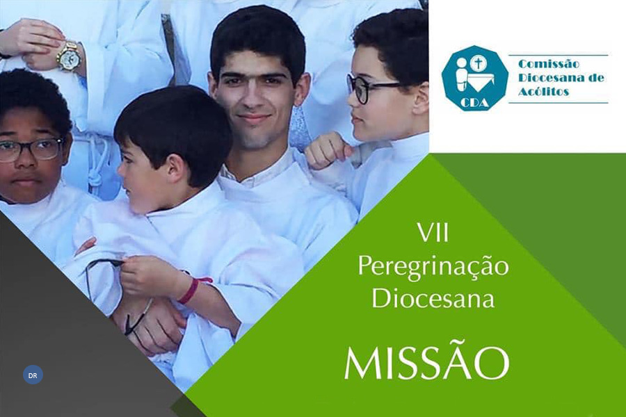 Arrifes recebe VII Peregrinação Diocesana de Acólitos