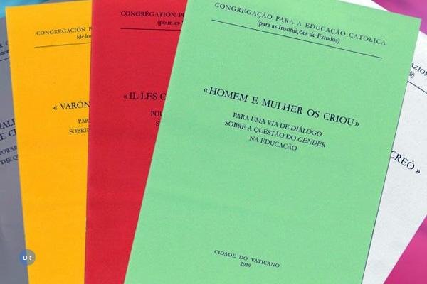 Vaticano publica novo documento sobre ideologia do género, rejeitando construções «fictícias» da identidade sexual