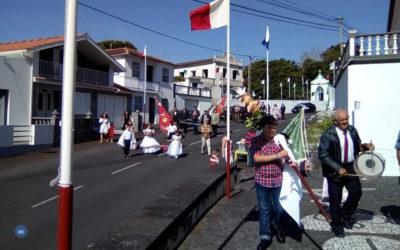 Império da Silveira saíu à rua para mais uma coroação