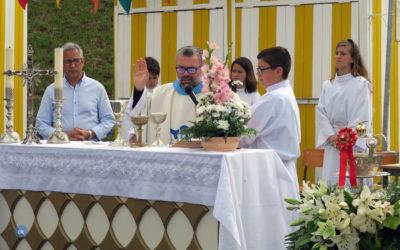 Missa campal e uma função do Espirito Santo assinalaram 33º aniversário da EBI dos Arrifes