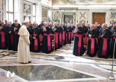 Papa exige obediência e discrição aos seus representantes diplomáticos no mundo