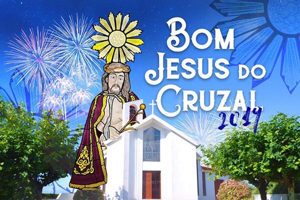 Comunidade do lugar do Cruzal promove festa do Bom Jesus