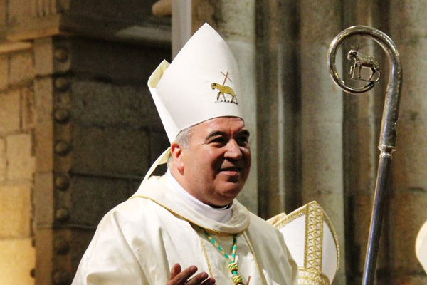 """Bispo de Viseu preside à festa do Senhor Bom Jesus do Pico com o tema """"Ai de mim, se eu não evangelizar"""""""