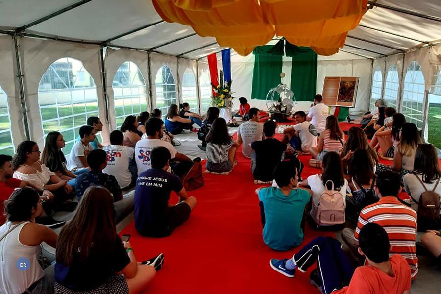 Juventude católica de São Miguel aderiu à I edição do Jesus Summer Fest