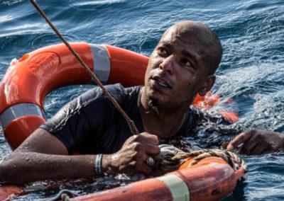 Papa lamenta «dramático naufrágio» no Mediterrâneo