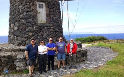 Ouvidores da vigararia do Ocidente reúnem pela primeira vez na ilha do Corvo