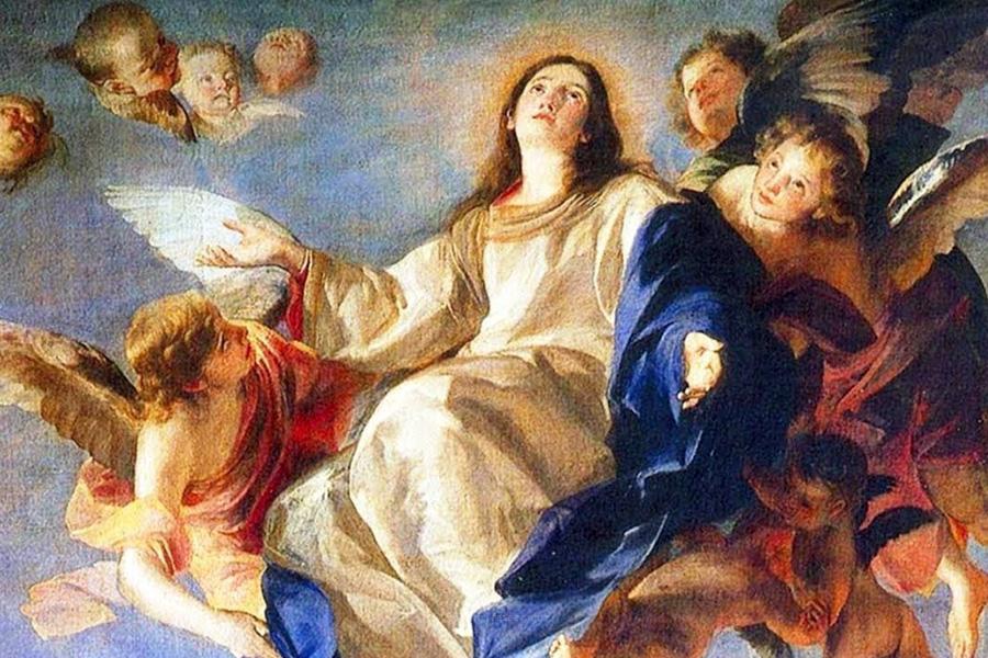 Solenidade da Assunção da Virgem Maria assinalada em todas as paróquias do arquipélago dos Açores