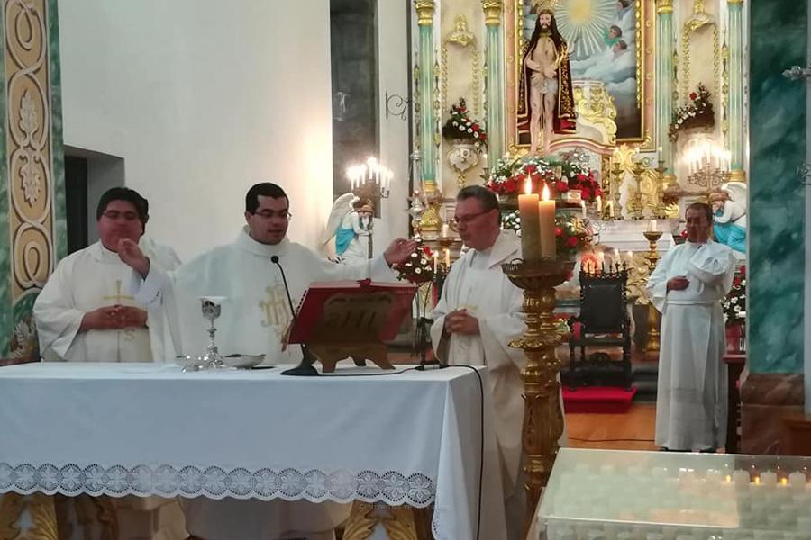 Ilha do Pico converge para São Mateus para celebrar a festa do Senhor Bom Jesus Milagroso
