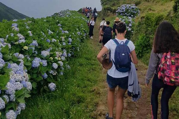 Juventude da Vigararia de Alcobaça–Nazaré fez missão nos Açores, centrada nas pessoas