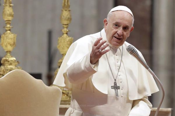 Papa alerta para «as hipocrisias que destroem a Igreja»