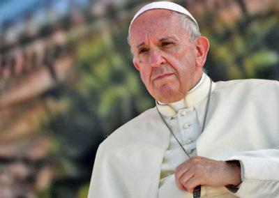 Papa diz que pandemia é «um momento de provação e escolha»