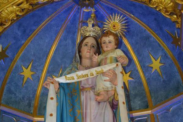 Paróquia de Nossa Senhora da Saúde celebra esta semana festa em honra da Padroeira