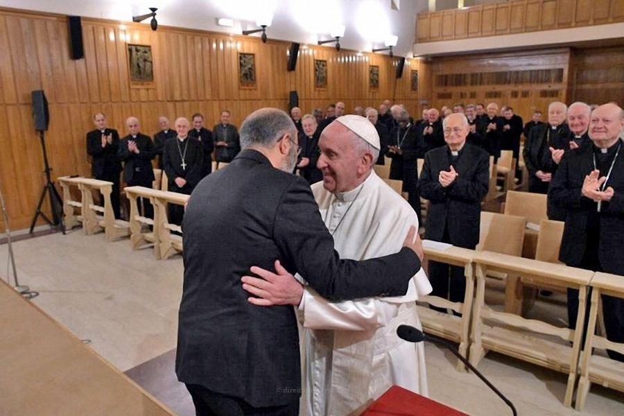 D. José Tolentino de Mendonça foi escolhido para cardeal pelo Papa Francisco