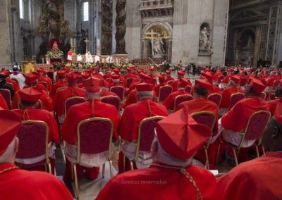 Vaticano anuncia horário da celebração em que D. José Tolentino Mendonça vai ser criado cardeal