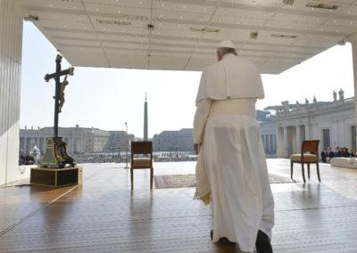 Papa associa-se ao Dia Mundial da Pessoa com Doença de Alzheimer