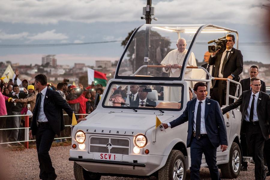 Papa defende «espírito de fraternidade» para combater pobreza, corrupção e extremismo