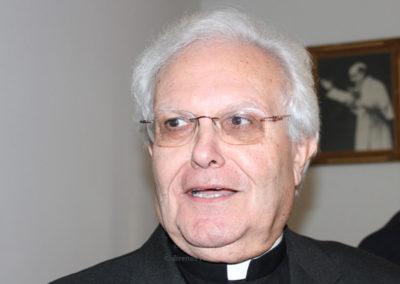 Papa atribui título de Monsenhor ao vice-reitor do Santuário do Senhor Santo Cristo