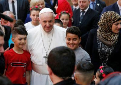 Mobilidade Humana: Igreja Católica celebra Dia Mundial dos Migrantes e Refugiados