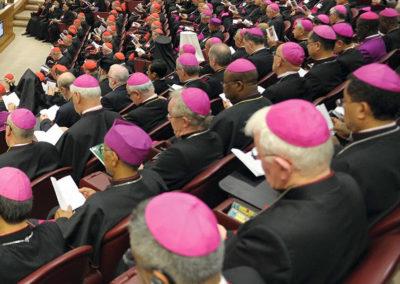 Religiosas querem votar no Sínodo