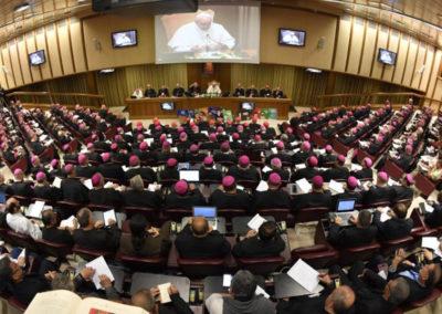 Bispos falam em debate «sereno» sobre novos ministérios