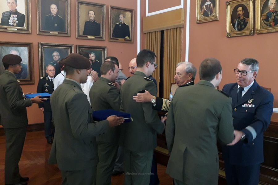 Pe. Gaspar Pimentel é um dos cinco novos capelães militares do país