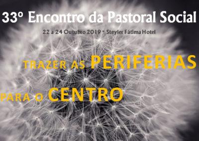 Igreja promove encontro de Pastoral Social centrado nas «periferias» geográficas e humanas