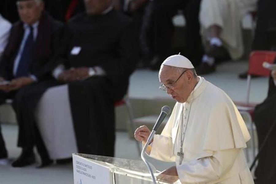 Papa Francisco condena abusos na exploração da Amazónia