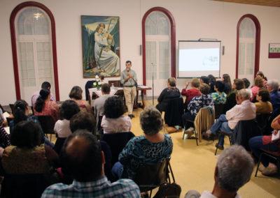 """Projecto Say Yes permite que os jovens percebam """"que o que é bom está em Cristo"""" diz catequista de Porto Judeu"""