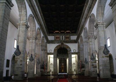 Igrejas Açorianas retomam celebrações comunitárias com presença de fieis esta segunda-feira