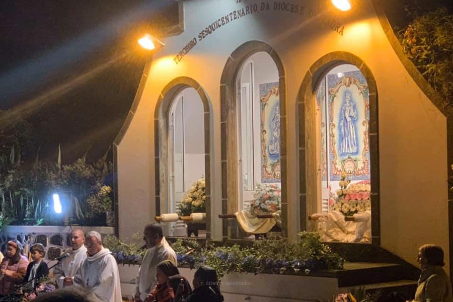 Três paróquias da ilha Terceira celebram Nossa Senhora de Fátima em conjunto há mais de 50 anos